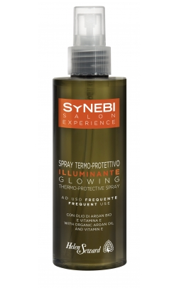 GLOWING THERMO-PROTECTIVE SPRAY